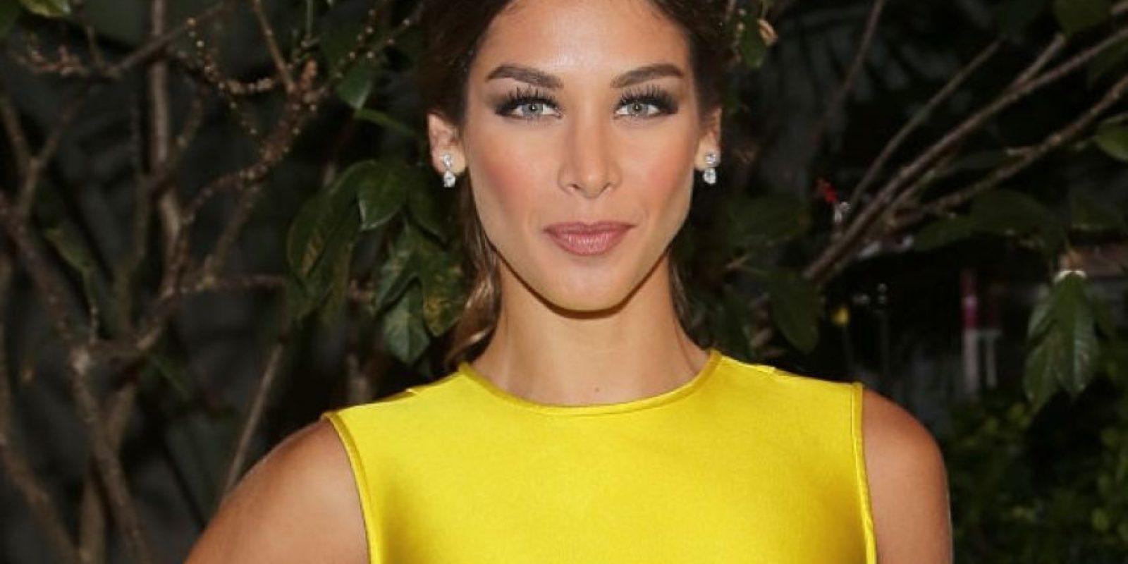 Pero Miss Universo tomó las fotos como artísticas. Foto:vía Getty Images