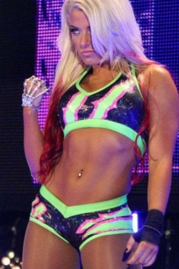 Alexa Bliss Foto: WWE