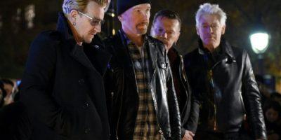 U2 Foto:AFP