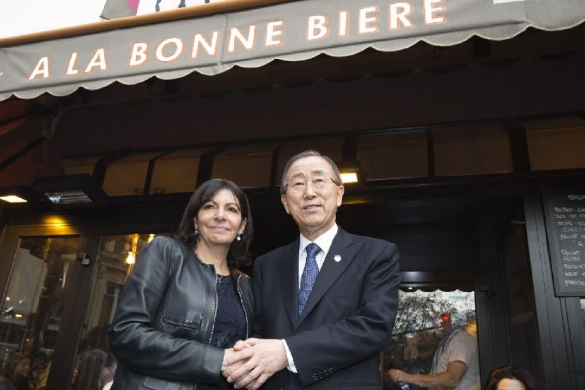 Ban ki-Moon, secretario general de Naciones Unidas Foto:AFP