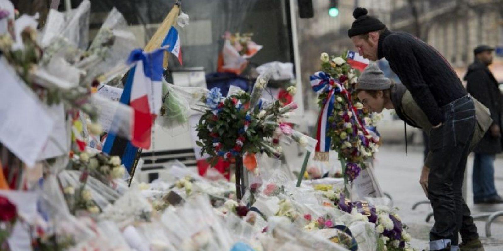 Eagles of Death Metal regresa al Bataclan en París Foto:AFP