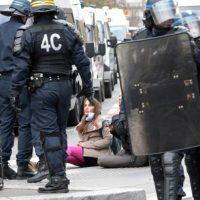 París se encuentra en Estado de Emergencia desde el 13 de noviembre Foto:AFP