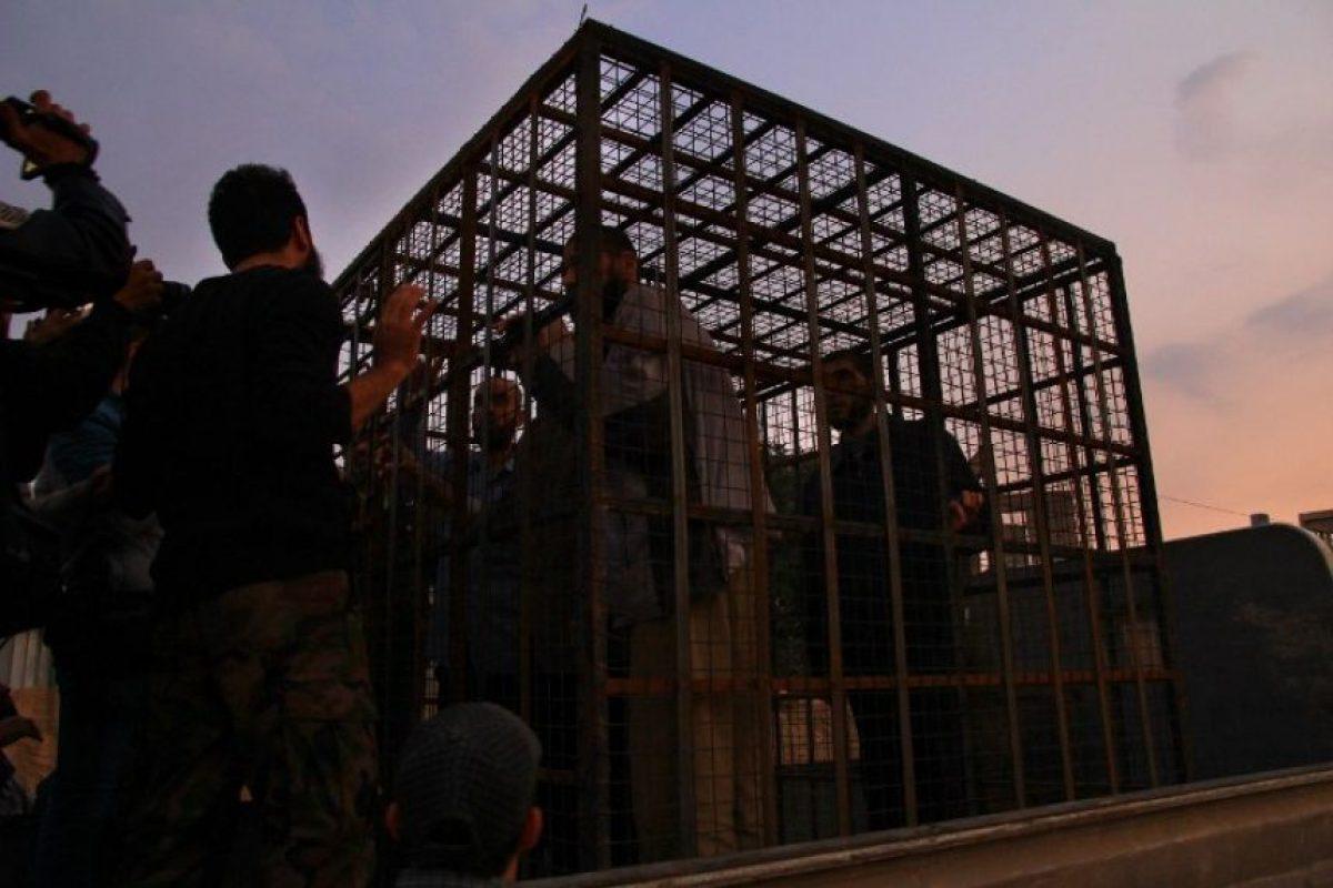 En estos cuatro años cerca de 200 mil sirios han muerto Foto:AFP