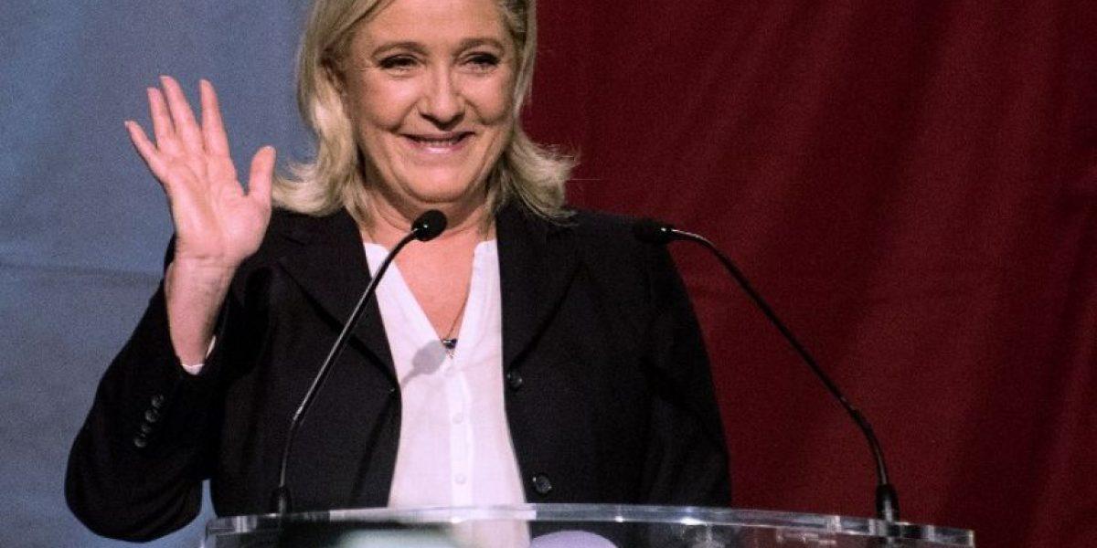 Derrota del partido Frente Nacional en los comicios de Francia