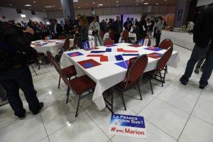 En la primera vuelta se posicionó en 13 regiones. Foto:AFP