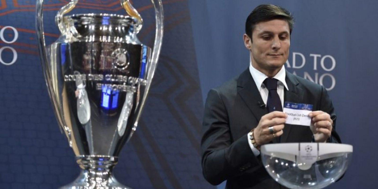 Es la casa del AC Milan y del FC Internazionale. Foto:AFP