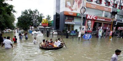 El primer ministro indio, Narendra Modi destinará 290 millones de dólares a fondos de ayuda. Foto:AFP