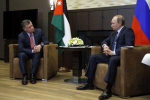 El presidente ruso dijo que Turquía tendría que enfrentar las consecuencias Foto:AFP