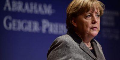 La canciller alemana, Angela Merkel ha elaborado planes para esta guerra, apoyada por los alemanes. Foto:AFP