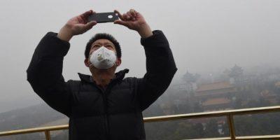 Habitantes y turistas intentan realizar sus actividades cotidianas con normalidad Foto:AFP