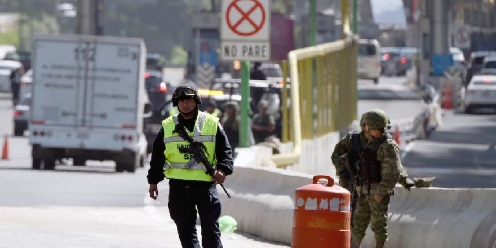 2. En febrero de 2014 fue recapturado. Foto:AFP