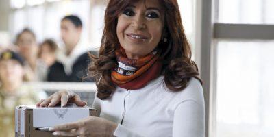 El resultado marcará el término del mandato de la la presidenta Cristina Fernández Foto:AFP