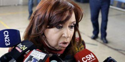 Cristina Fernández concluirá su mandato presidencial el 10 de diciembre Foto:AFP