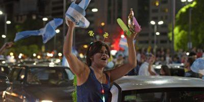 Sobre Venezuela: Foto:AFP