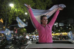 Transición: Foto:AFP