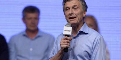 Macri se reunirá hoy con la presidenta Cristina Fernández de Kirchner. Foto:AFP