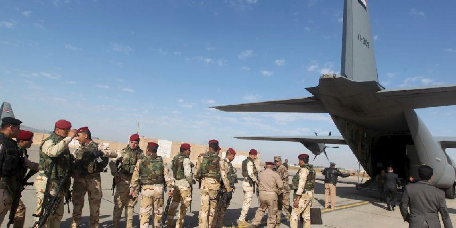 El EI obtiene sus fondos de los secuestros que realiza, así como los saqueos, robos y contrabando de petróleo. Foto:AFP