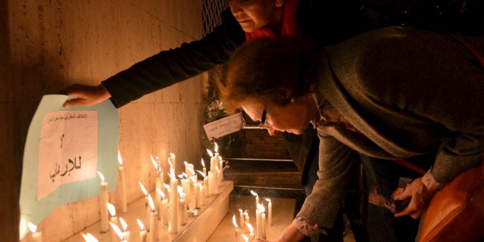 3. El número de heridos en total sumó 431 personas. Foto:AFP