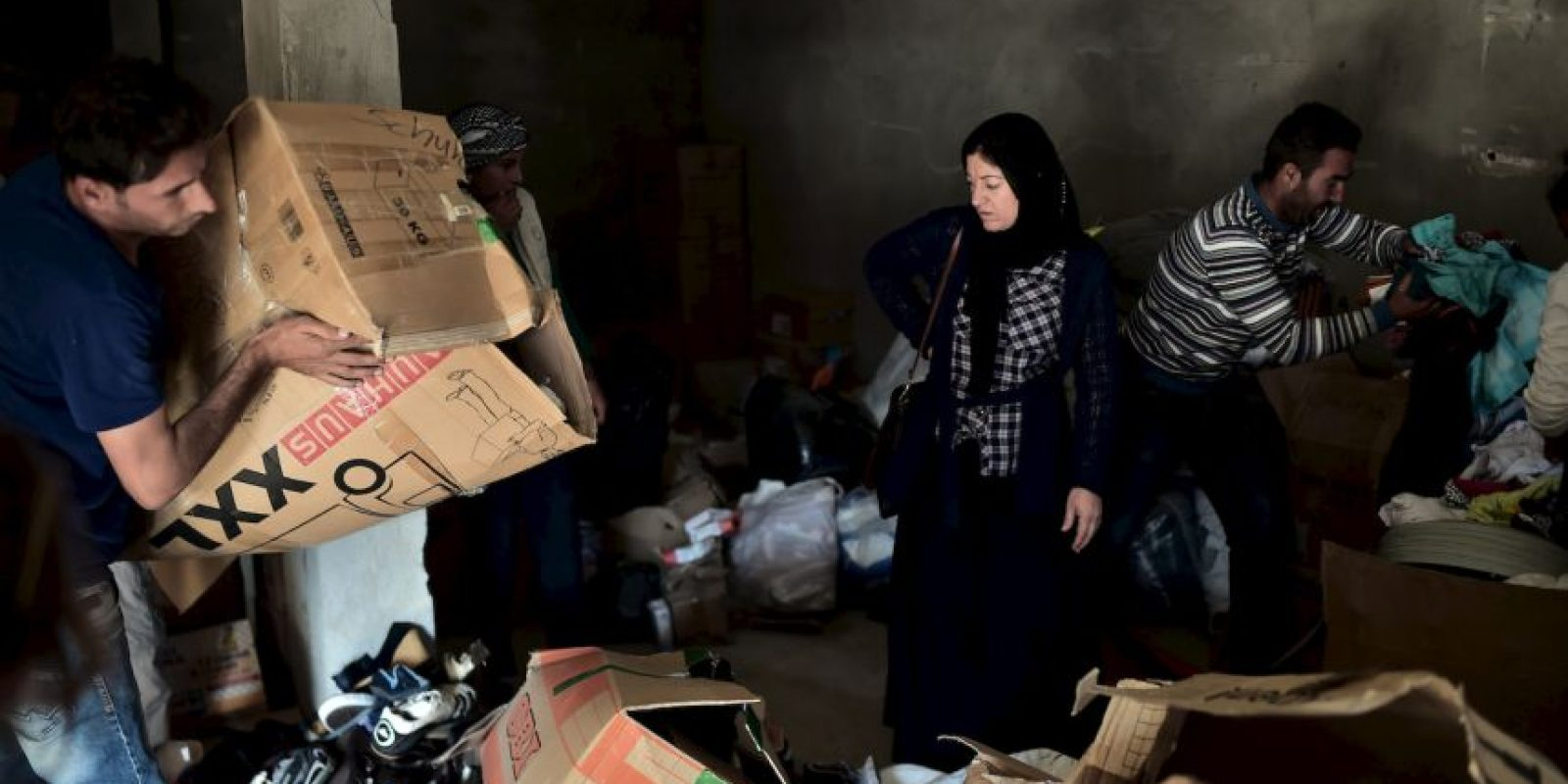 Su dinero viene del tráfico de personas, extorsiones y hasta venta de drogas. Foto:AFP