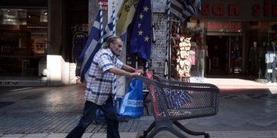 """¿Un bono especial por ir bien vestido a trabajar? En Grecia existía. Los """"gastos innecesarios"""" eran frecuentes Foto:AFP"""