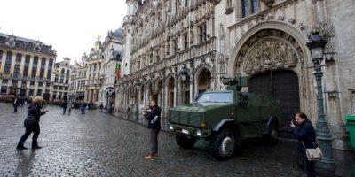 Bruselas amplia alerta máxima ante amenaza terrorista