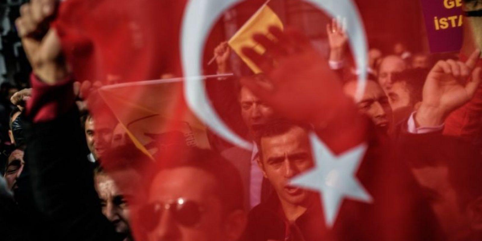 Autoridades de Turquía aseguran que violó el espacio aéreo turco en al menos 10 veces Foto:AFP