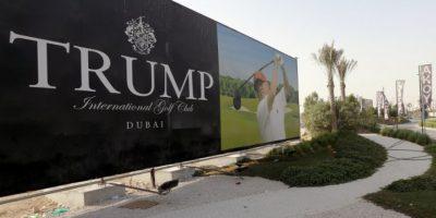 Empresas con las que trabaja el magnate en Medio Oriente le comenzaron a dar la espalda. Foto:AFP