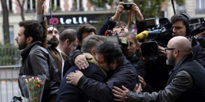 """""""Vamos a aplastar a Francia"""", destacaron en un nuevo video. Foto:AFP"""