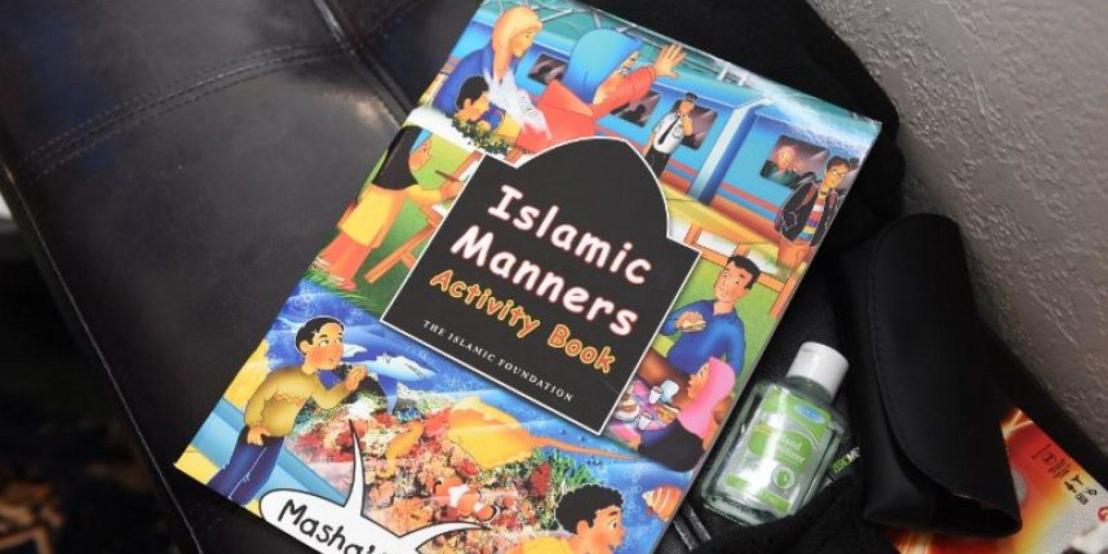 Y al parecer eran creyentes del Islam Foto:AFP