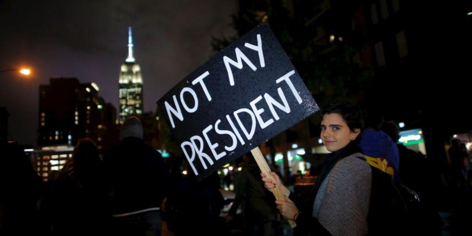 El 20 de enero tomará protesta Foto:AFP