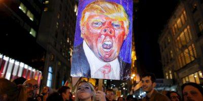 Lo que ha provocado una serie de protestas en Estados Unidos Foto:AFP