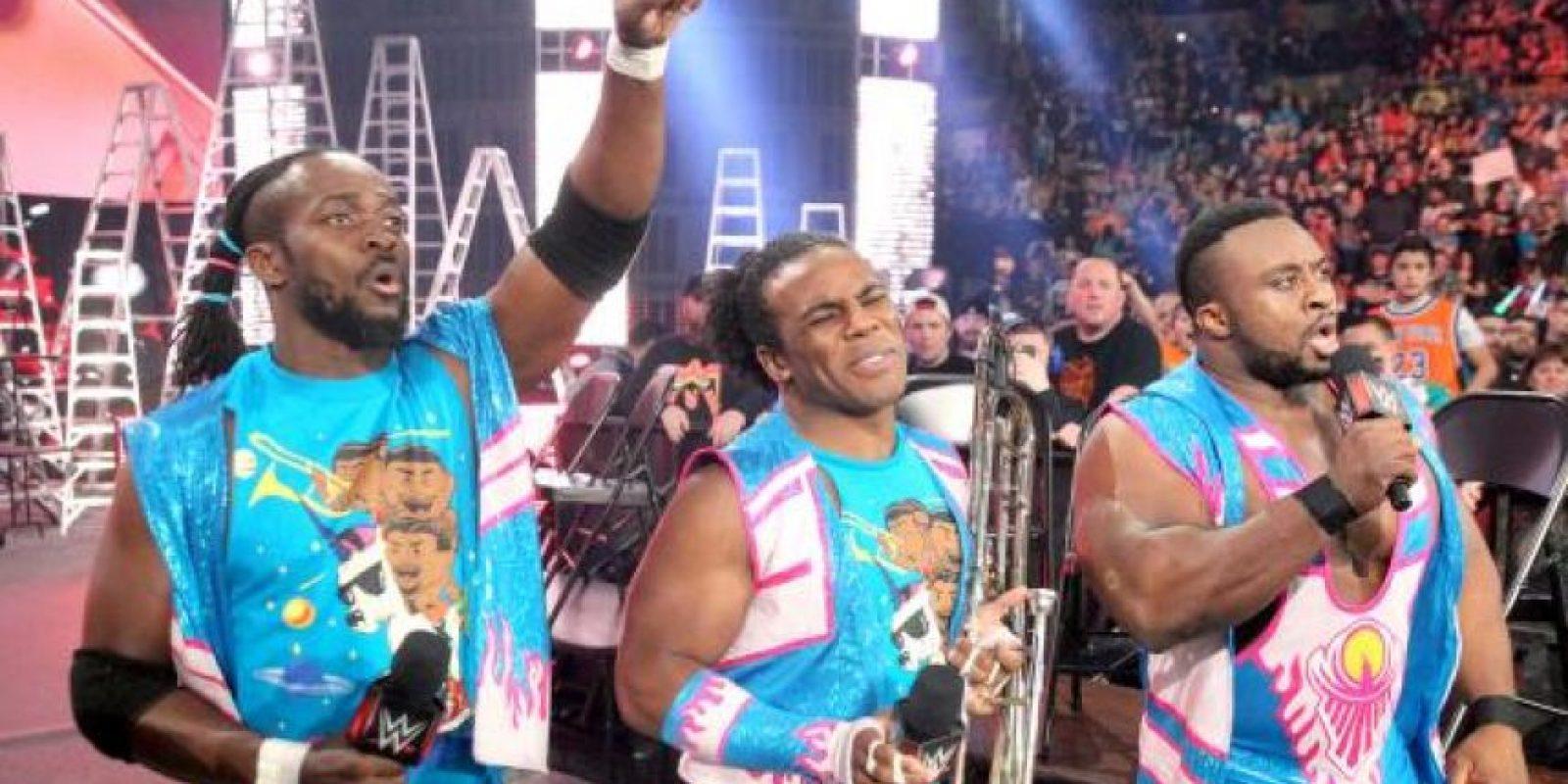 En la primera pelea titular de la noche Foto:WWE