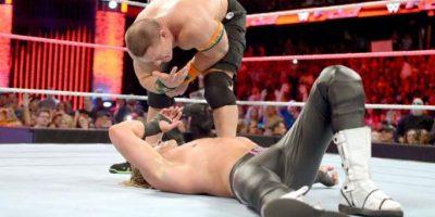 Cena ha sido 15 veces Campeón Mundial Foto:WWE