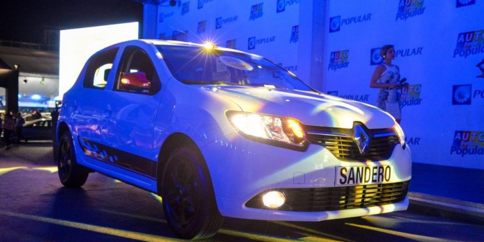 El nuevo Renault Sandero