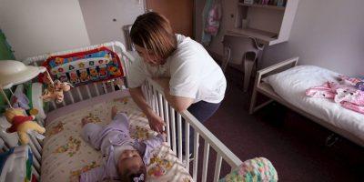 Lucía cree que hay muchos tabúes sobre la maternidad precoz, por eso ve con buenos ojos que su hijo de 14 años ya sea padre. Foto:Getty Images