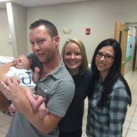 La familia recibe dinero a través del sitio GoFundMe Foto:Facebook.com/BrandonBuell