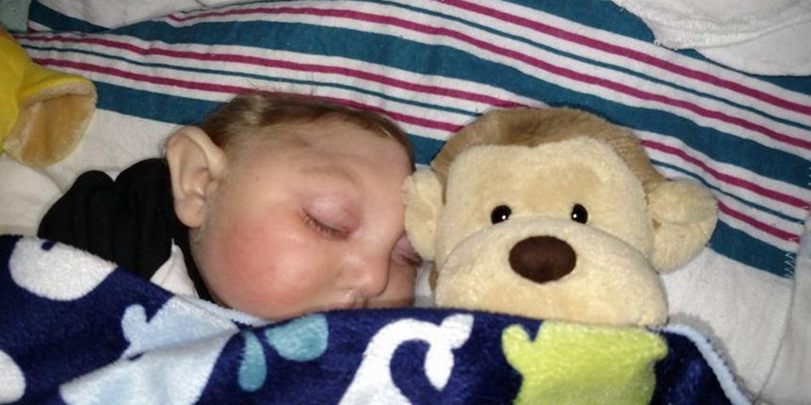 Donde ya reunieron más de 154 mil dólares que serán utilizados para el tratamiento de Jaxon Foto:Facebook.com/BrandonBuell
