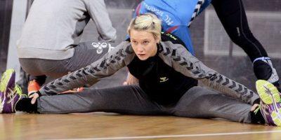 En 2009 ganó el Campeonato del Mundo con Rusia, y en 2008, obtuvo bronce en los Campeonatos Europeos. Foto:Vía facebook.com/Tatiana.KhmyrovaWHCVardar
