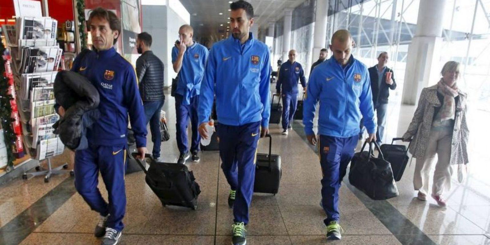 Los catalanes son el representante de la UEFA (Europa), en este torneo. Foto:FC Barcelona