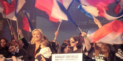 Es una abogada y política francesa de extrema derecha, presidenta del Frente Nacional y candidata por este partido en las elecciones presidenciales de 2012. Foto:Wikicommons
