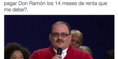 "Por ejemplo, encontraron al ""Señor Barriga"" Foto:Twitter.com"
