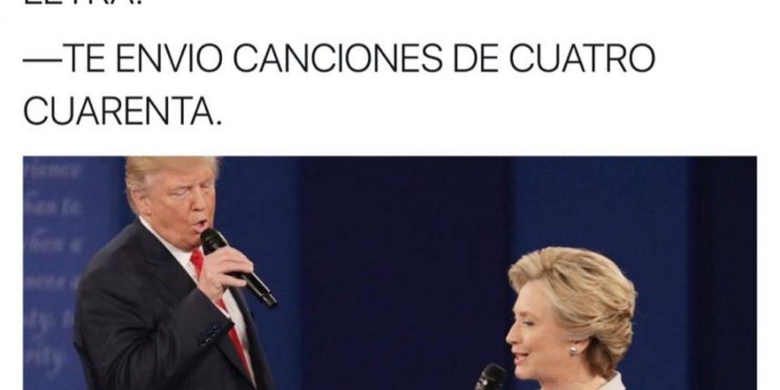 Con éxitos de ayer y siempre Foto:Twitter.com