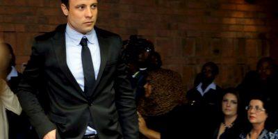 3. La cadena televisiva eNCA dio a conocer hace unas horas que había una orden de aprehensión contra Oscar Pistorius. Foto:Getty Images