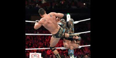 Su nombre real es José Alberto Rodríguez Foto:WWE
