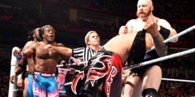 """Prometen conquistar a la WWE como en su tiempo lo hizo """"Evolution"""" y """"nWo"""" Foto:WWE"""