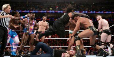 """Nace la """"Liga de las Naciones"""", la nueva y temida alianza de la WWE"""