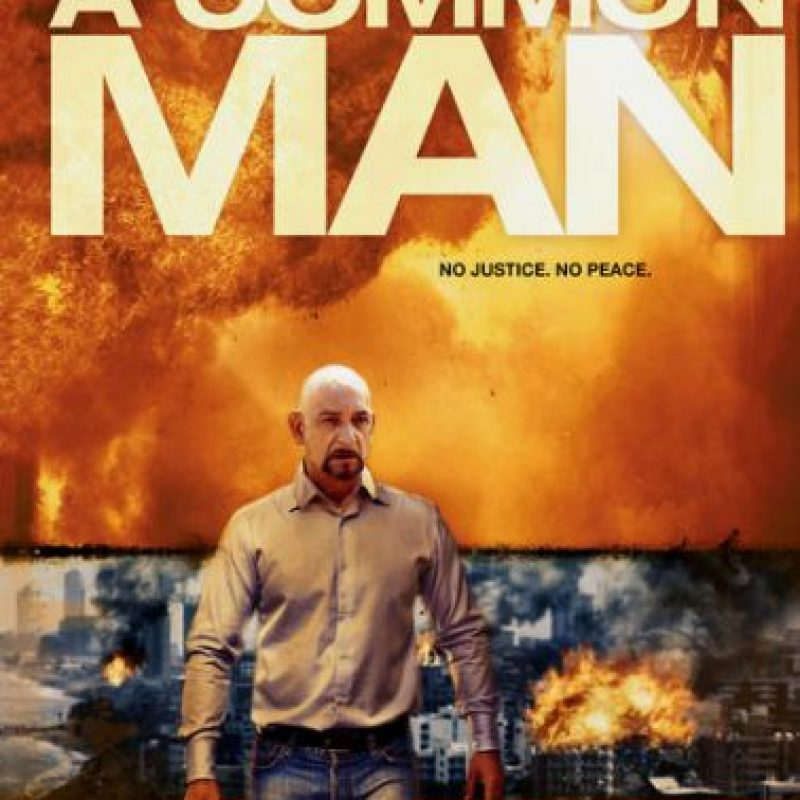 """A common man"". Ya disponible. Foto: vía Netflix"