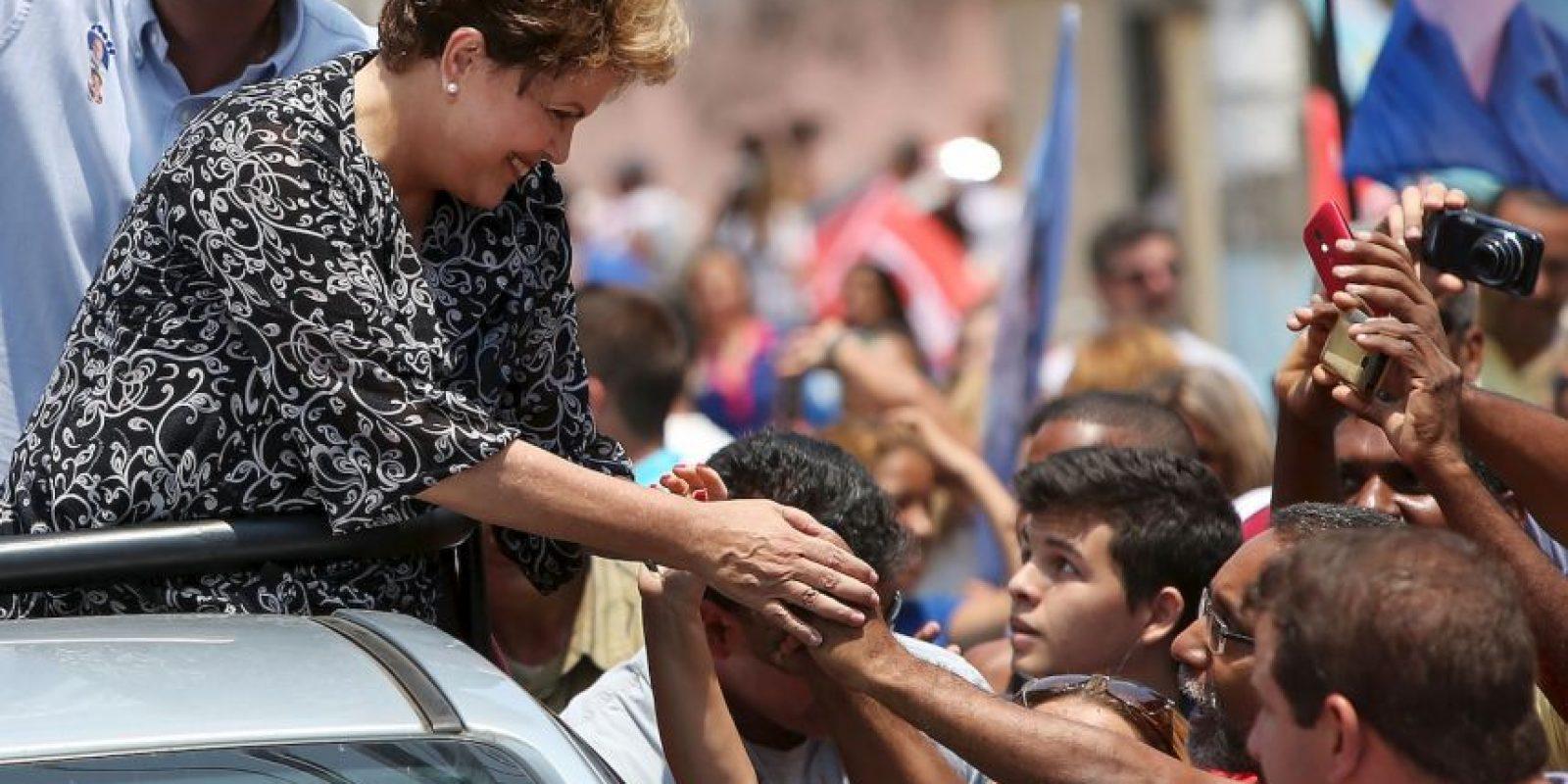 8. La mandataria ahora tendrá que defenderse frente al Congreso de su país. Foto:Getty Images