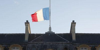 """Este hecho fue altamente criticado con la frase: """"No solo es Francia"""", como principal argumento. Foto:AFP"""