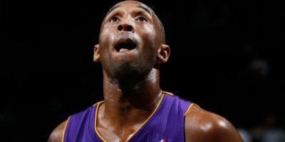 Kobe Bryant. Jugador de los Lakers de Los Ángeles Foto:Getty Images